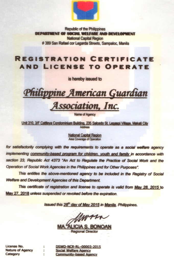 2015.05.28 - DSWD REGISTRATION CERTIFICATE and LICENSE (2)