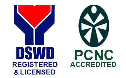 DSWD Registered & Licensed | PCNC Accredited